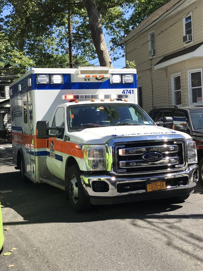 Ambulancia NYC
